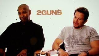 Denzel Washington, Mark Wahlberg's new film