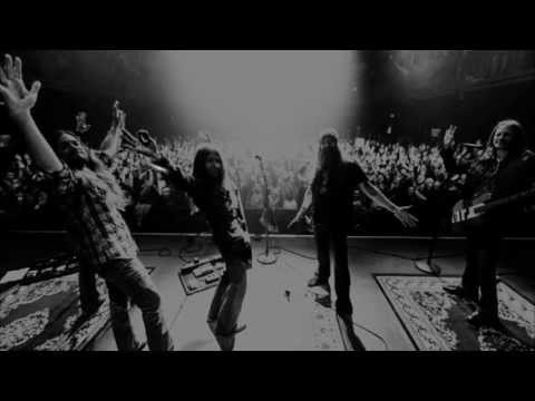 Blackberry Smoke - Ain't Much Left Of Me - Lyric Video