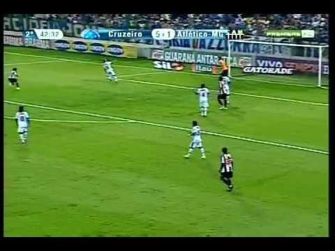 Cruzeiro 6 x 1 Atlético-MG pela 38ª rodada do Brasileirão 2011 - Jogo Completo (04/12/2011)