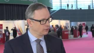 Interview mit Georg Fahrenschon auf dem 25. Deutschen Sparkassentag