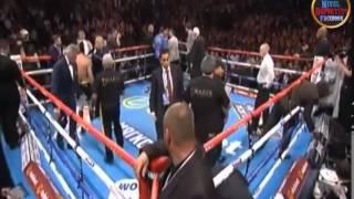 Jorge Linares retiene el cinturón de campeón 30/05/2015