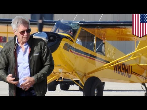 Harrison Ford nearly crashes his plane into American Airlines Boeing 737