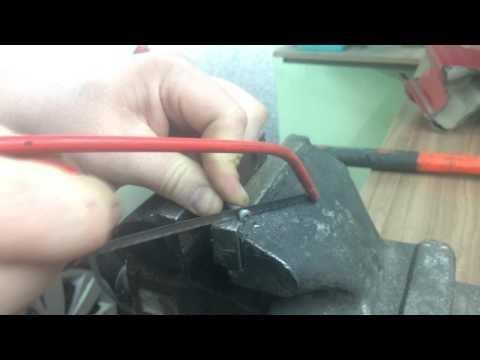 Как развальцевать тормозные трубки