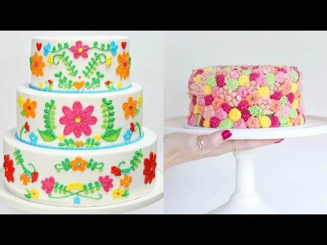 CAKE Decorating in 10 MINUTES