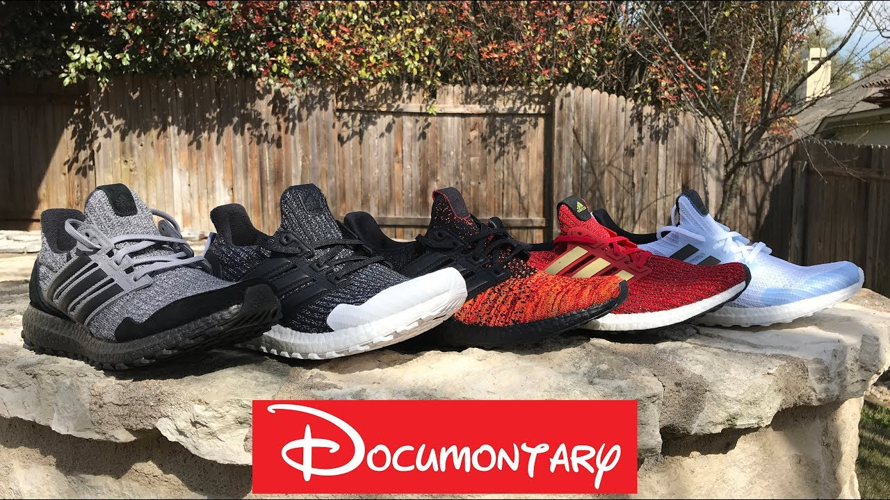 ecc8def13 adidas x Game of Thrones Ultra BOOST (5 of 6) • Review