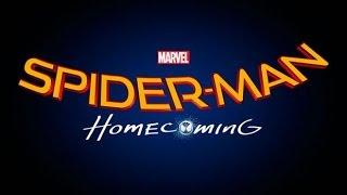 Captain America Civil War Spider-Man theme Full