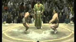 貴ノ岩 × 常幸龍 2014/5/17 夏場所 7日目 幕内 ハイライト 本場所 若の...
