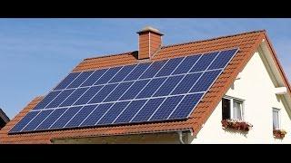 Монтаж сонячних батареї панелей Хмельницький Економія електроенергії Мережева сонячна електростанція(, 2017-04-01T14:16:28.000Z)