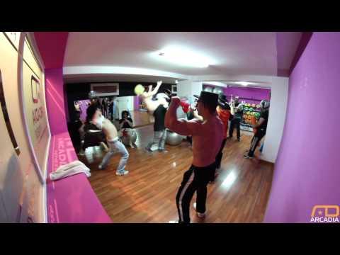 Harlem Shake ARCADIA FITNESS Jaén