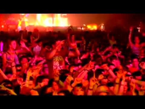 Calvin Harris Live @ T In The Park 2013