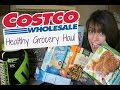 HEALTHY GROCERY HAUL Flexible Dieting at Costco