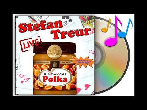Stefan Treur - De Pindakaas Polka ** PIRATEN HITS ** Met GRATIS MP3 !