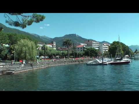 Locarno & Ascona, Lago Maggiore - Ticino