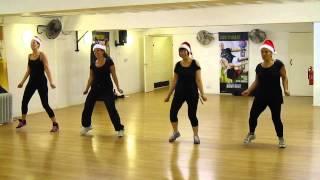 Christmas Fun Student Dance for Natasha Aerofunk YouTube Videos