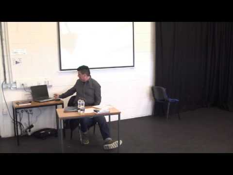 Stephen Barber - 'Film and Performance: Intersections, Amalgams, Collisions'