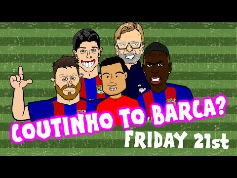 Thumbnail: Coutinho to Barca? Muller to Arsenal, Liverpool or Chelsea?