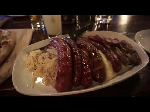 Seattle German Restaurant: Rhein Haus (sausagefest!)