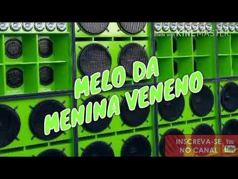 MELO🎶 DA MENINA VENENO 🎤 EXC 2017 VOCAL SLY FOX 😪REGGAE 💛💚❤PEDRA👑CANAL IMPÉRIO 👑