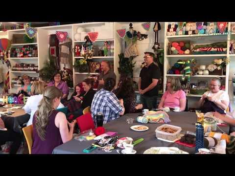 The Crochet Crowd Studio in Nova Scotia