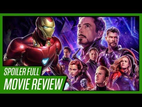TeamFourStar Reviews Avengers: Endgame! (SPOILERS) - TFS Reviews