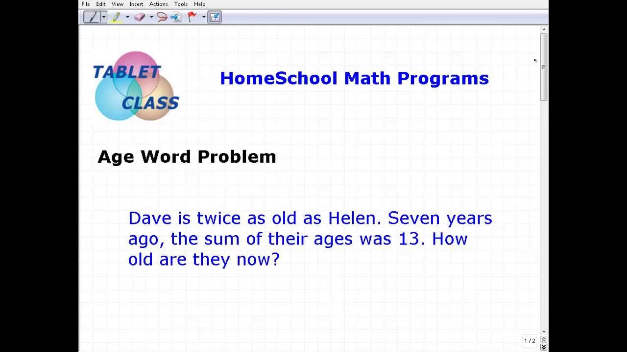 how to make a worded problem that trigonometry can solve
