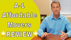 A-1 Affordable Movers REVIEW - Tampa, FL Moving Company