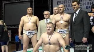 Mistrzostwa Europy w Sumo VARNA 2011 - Seniorzy (part 3)