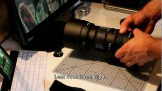 Baixar Sigma 120-400mm F4.5-5.6 APO DG OS Unboxing/OS /AF Test