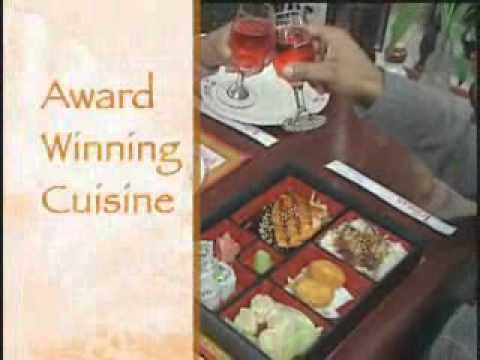 Ichiban Japanese & Chinese Restaurant TV