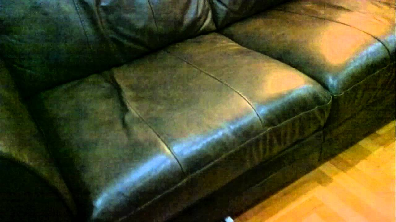Leather Sofas Dfs Polish Corner Sofa Bed Uk Dont Buy A From Untill You Have Seen This Youtube