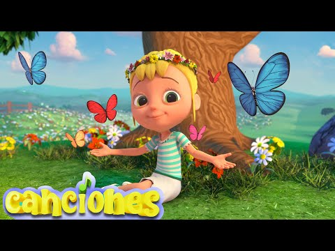 LooLoo – Mary, Mary Empecinada – Cantece pentru copii in limba spaniola
