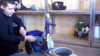 видео Доильный аппарат АИД-2. Сборка, инструкция по использованию.