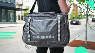 Patagonia Black Hole MLC 45L Review | Max Legal Carry-On Travel Bag