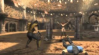 Mortal Kombat - Klassic Skins DLC Trailer (PS3, Xbox 360)