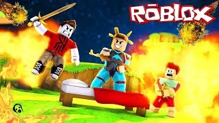 UNKNOWN BED BATTLES! - Roblox