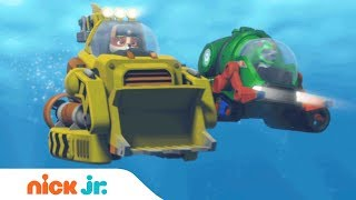 PAW Patrol Official Trailer 🐠 Underwater Rescue Episodes Coming August 24th! | Nick Jr.