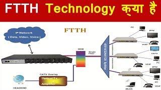 Video FTTH Technology क्या है? | FTTH Technology कैसे काम करती है? | Benefits of FTTH download MP3, 3GP, MP4, WEBM, AVI, FLV Oktober 2018