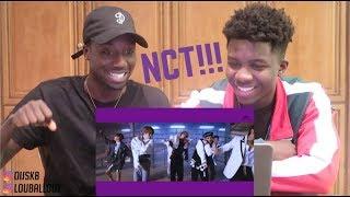NCT 127 엔시티 'Cherry Bomb' MV (REACTION) | Popcorn family