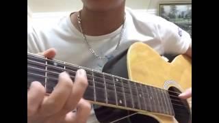 Bâng khuâng(Justa Tee) Guitar - Kính Acoustic