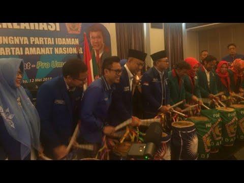 Partai Idaman Resmi Bergabung dengan PAN