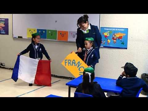 Clase Muestra ... La Bandera de Francia