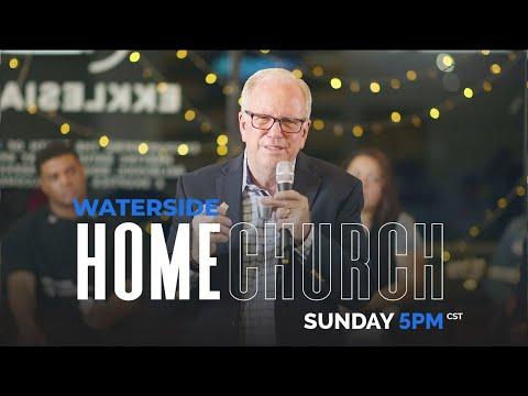 I Am Chosen   Waterside HomeChurch   Larry Titus