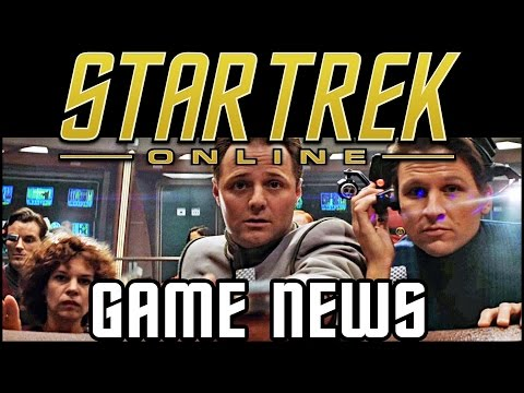 Star Trek Online Game News - 4-6-17 - Survivor Mission and Shuttle Weekend and PvP Stuff