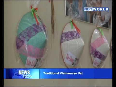 Traditional Vietnamese Hat