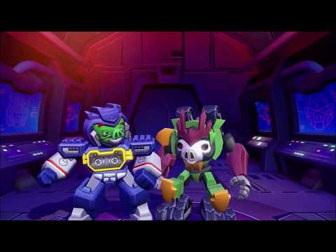 Angry Birds Transformers: Characters