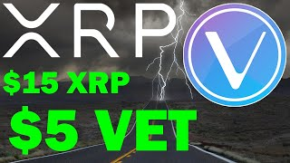 VeChain (VET) + Ripple (XRP) will take 2020 by STORM!