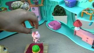 Littlest pet shop .la guarderia ))♡♥parte 1