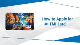كيفية تطبيق ل Bajaj Finserv EMI البطاقة ؟
