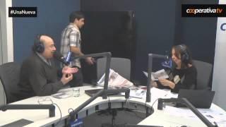 Entrevista no Chile com Antonio Skármeta apresentando o álbum CAFÉ FRIO.