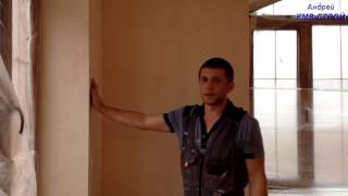 видео Как подготовить стены под покраску?